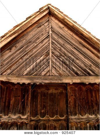 Wooden Roof