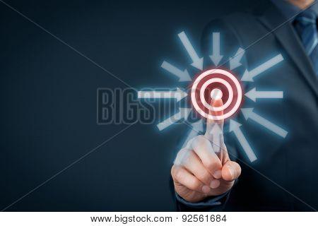 Target Goal Trigger