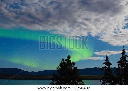 Aurora Borealis (northern Lights) Display