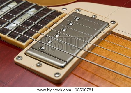 Electric Guitar Pickup