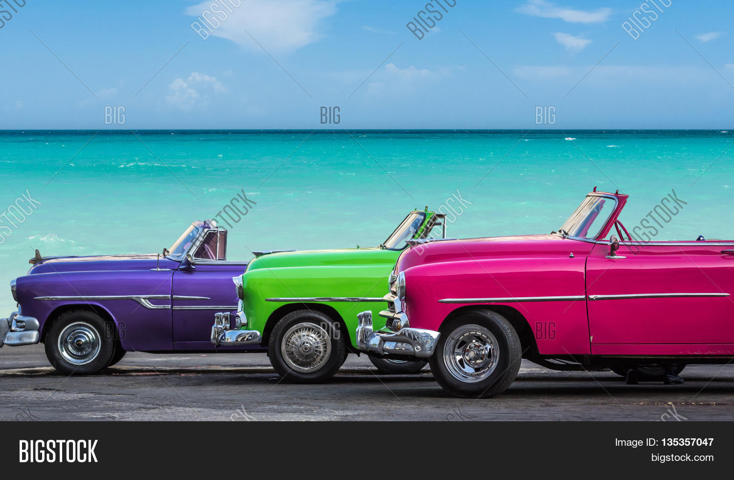 Most Beautiful American Classic Image & Photo | Bigstock