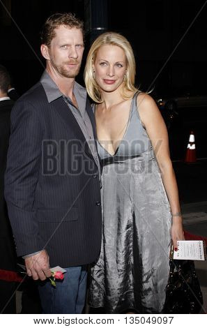 Kirk Fox and Alison Eastwood at the Los Angeles Premiere of
