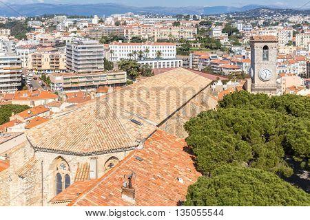Cannes Notre-Dame d'Esperance france