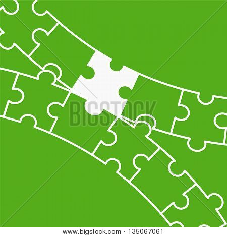 Merger and Acquisition design concept. Vector illustration