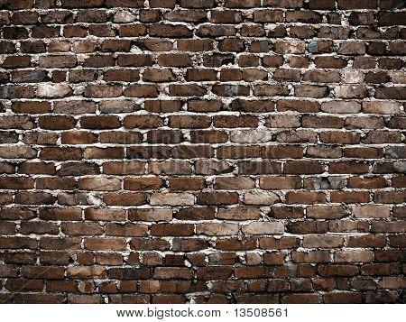 alte Ziegel-Wand-Hintergrund