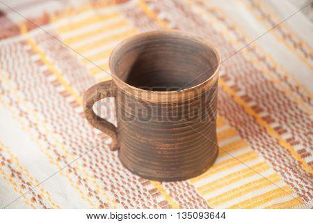 Traditional Handcrafted Mug