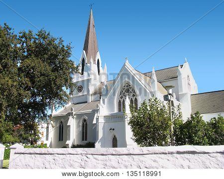N G Church, Stellenbosch, Cape Town South Africa 06