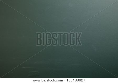 close up of the texture of blackboard