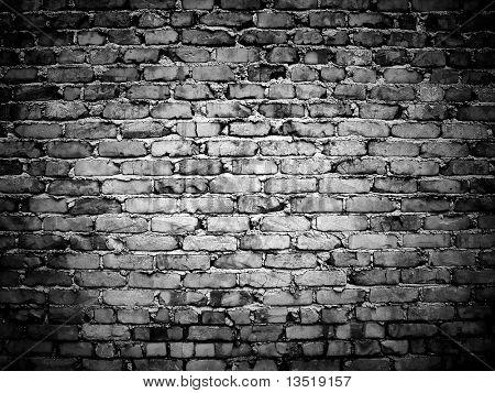 rauhe Wand