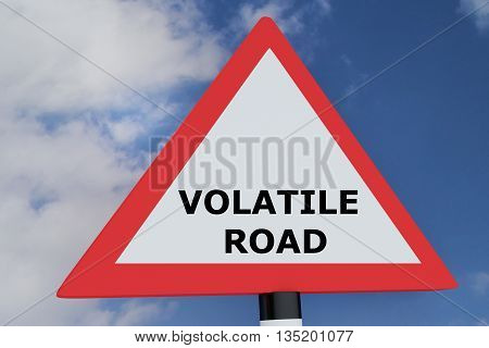 Volatile Road Concept