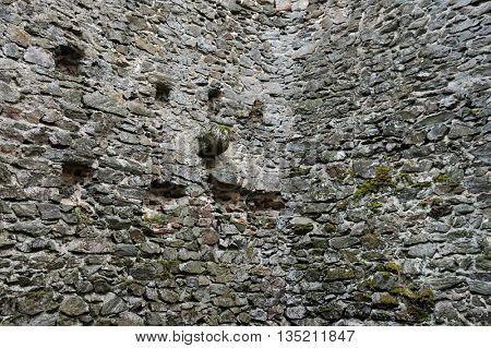 Soimos medieval fortress, Arad, Romania