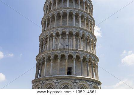 Tower Of Pisa, Toscana, Italy