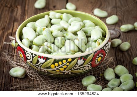 Fresh Broad Beans