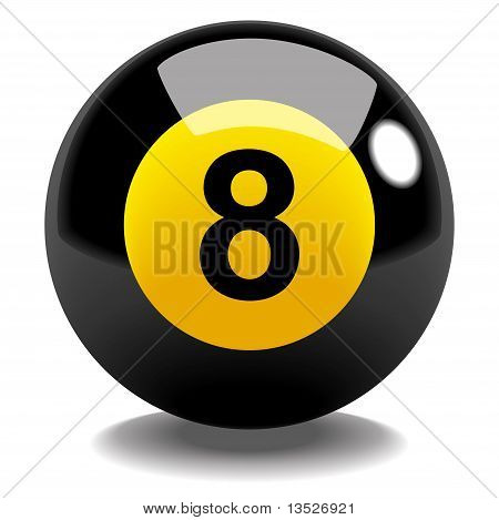 Billiard Ball_8