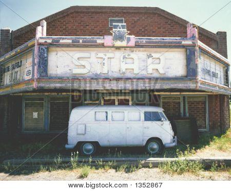 Vw Bus  Star Moviehouse