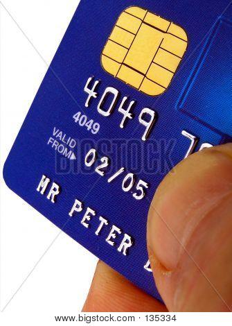 Kreditkarte: