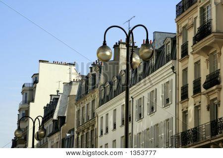 Fancy Parisian Neighboorhoods