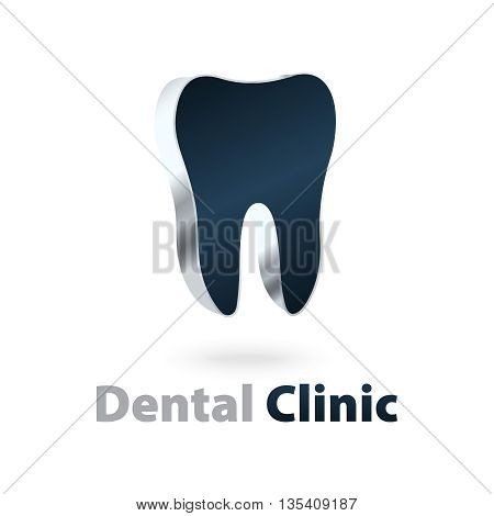 dental clinic logo design 100% vector re editable and re sizable