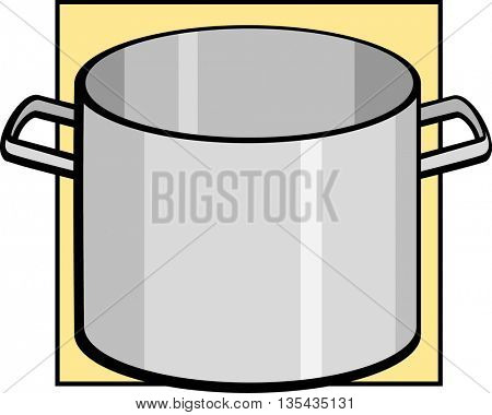stock pot without lid