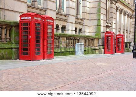 England Telephone
