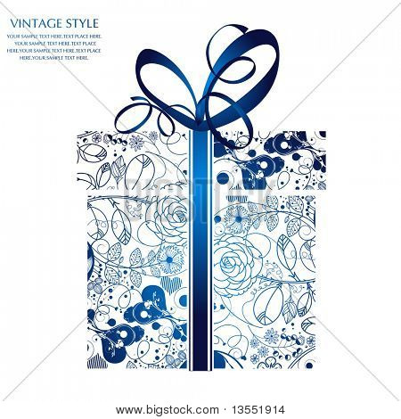 Gift box-xmas