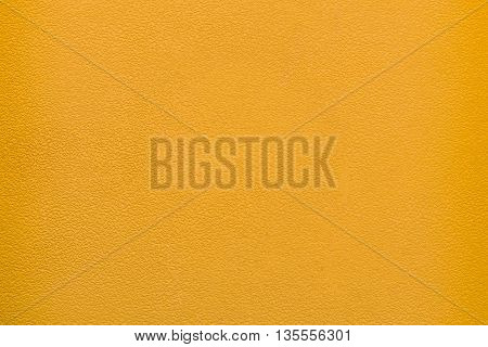 Close up of orange rubber mat texture background.
