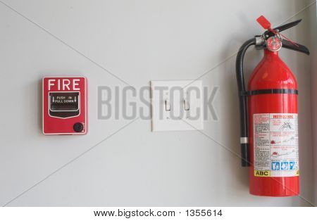 Fire Emergeny Equipment