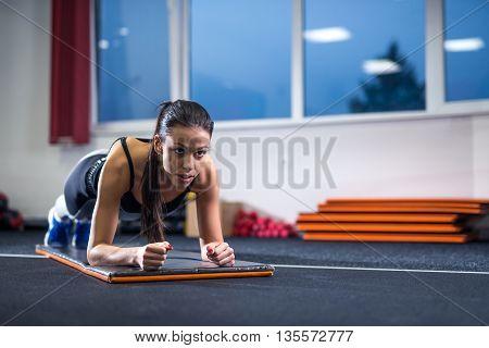 Testing Her Endurance