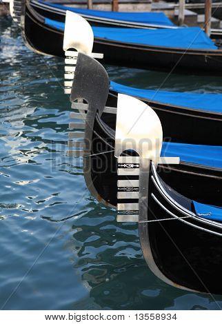 Gondola Prows