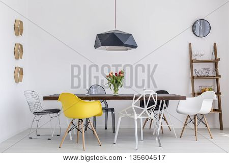 Boring Dining Room? No Way!