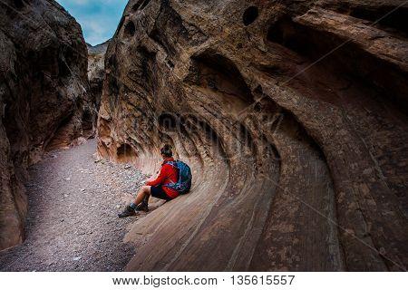 Little Wild Horse Canyon Utah