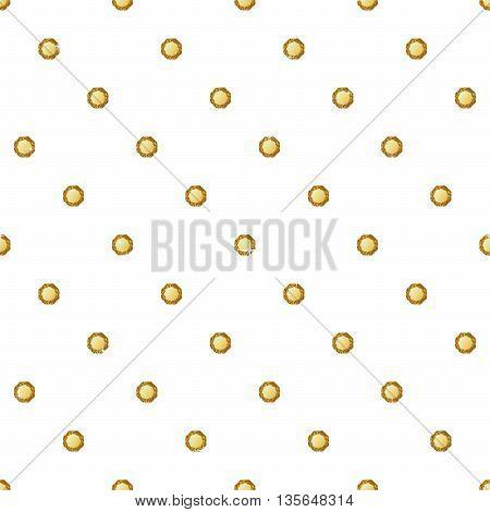 Diamonds seamless pattern. Vector illustration jewerly. Abstract diamond vector background. Seamless background, brilliant jewels
