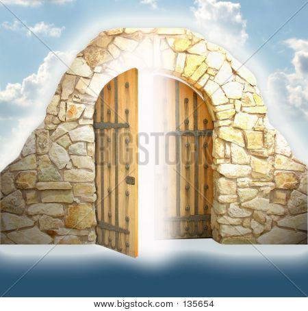 Enchanting Door