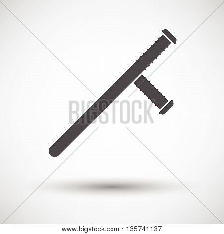 Police Baton Icon