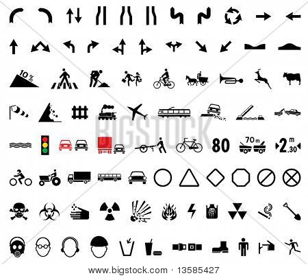 82 universal pictogram