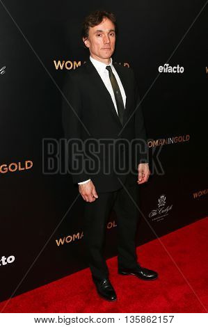 NEW YORK-MAR 30: Actor Ben Miles attends the