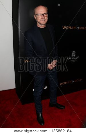 NEW YORK-MAR 30: Director Paul Haggis attends the