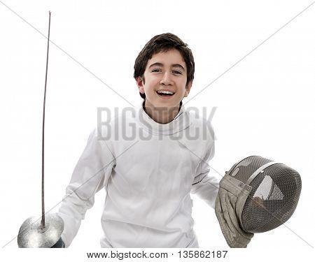 Winner Fencer