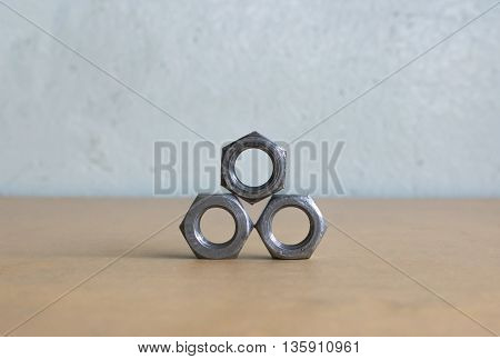 The metal used bolts;bolts metal ; old bolts