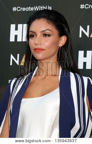 LOS ANGELES - JUN 25:  Bianca A. Santos at the NALIP 2016 Latino Media Awards at the The Dolby on June 25, 2016 in Los Angeles, CA