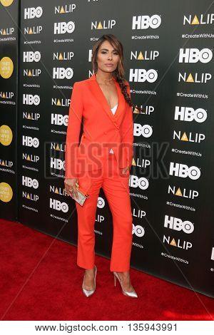 LOS ANGELES - JUN 25:  Daniella Alonso at the NALIP 2016 Latino Media Awards at the The Dolby on June 25, 2016 in Los Angeles, CA