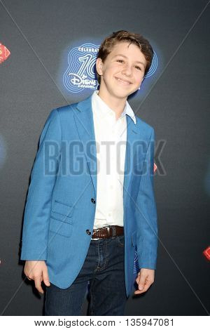 LOS ANGELES - JUN 23:  Ethan Wacker at the 100th DCOM Adventures In Babysitting LA Premiere Screening at the Directors Guild of America on June 23, 2016 in Los Angeles, CA