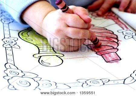 Child Coloring