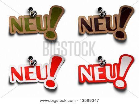 neu, german new