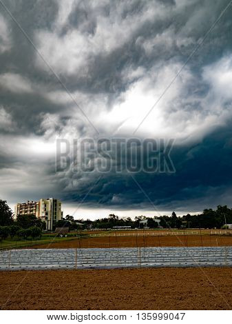 skyhurricane gale tempest rainstorm Strom cyclone cloud nimbus cloudy