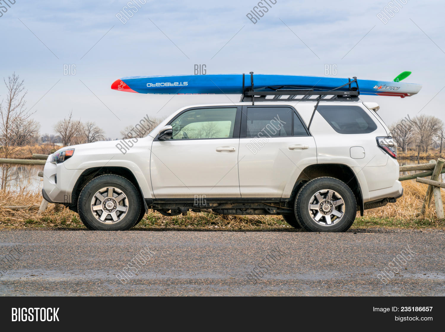 Paddle Board Car Racks >> Fort Collins Co Usa Image Photo Free Trial Bigstock