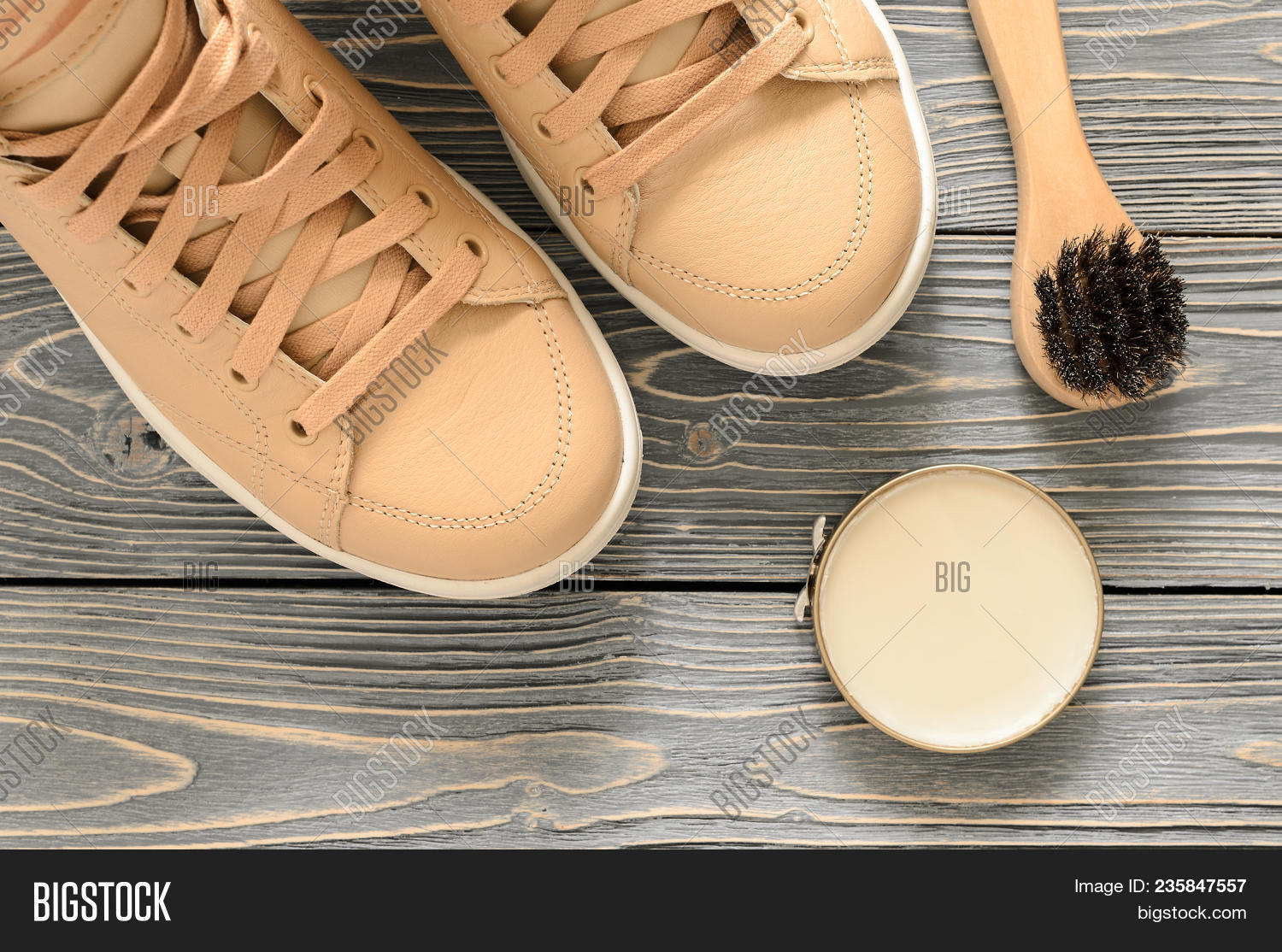 get new sold worldwide new arrival Shoe Care Kit ( Image & Photo (Free Trial) | Bigstock