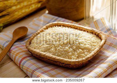 Uncooked Basmati Rice, Type Extra Long