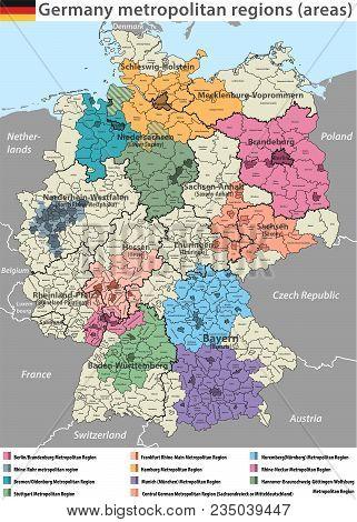 Germany Metropolitan Regions_2