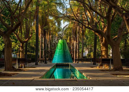 Lisbon Portugal. 04 April 2018. Parque Das Nacoes In Lisbon.lisbon, Portugal. Photography By Ricardo